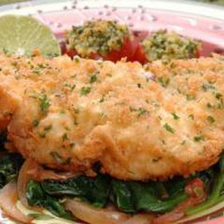Southern Fried Grouper