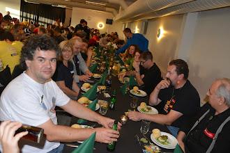 Photo: SwissLug @ AFOL Dinner