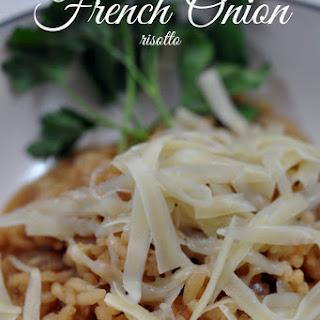 French Onion Risotto Recipe