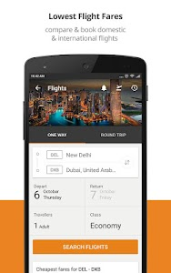 ixigo - Flight Booking App screenshot 2