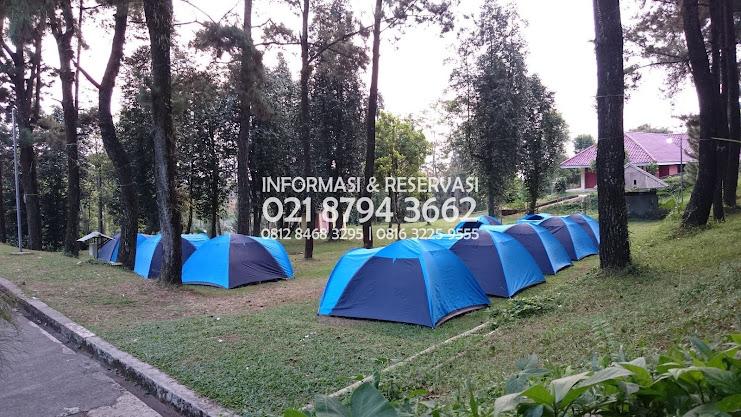 Agroedukasi Wisata Villa Bukit Hambalang  Posisi Perkemahan Universitas di  Sentul Pas untuk anda yang tinggal   Papanggo - Jakarta Utara
