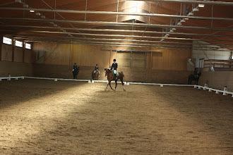 Photo: 10:e start: Sanna och Safran