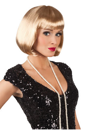 Peruk Cabaret, blond