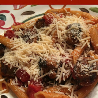 One Pot Italian Sausage Pasta