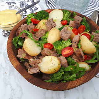 Steak Potato Broccoli Recipes.