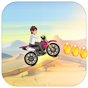 Game Jungle Ben Bike Racing Game apk for kindle fire