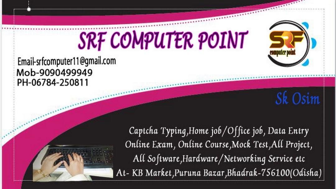 SRF Computer Point - Computer Service in Puruna Bazar