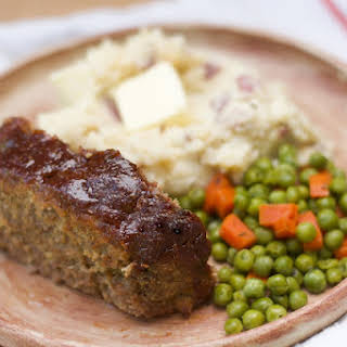 Studhub's Steakhouse Meatloaf.