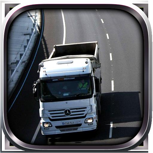 Truck Speed Driving Simulator
