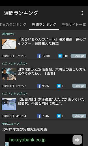 まとめブログリーダー 2chまとめ面白ニュースアプリ