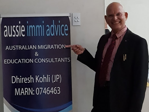 Aussie immi Advice (Migration Law) on Google