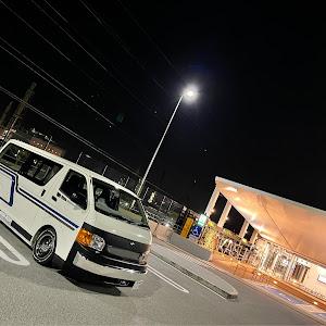 ハイエース KDH200Vのカスタム事例画像 USマンさんの2021年05月31日13:58の投稿