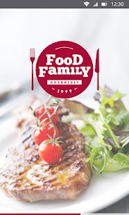 FoodFamily - náhled