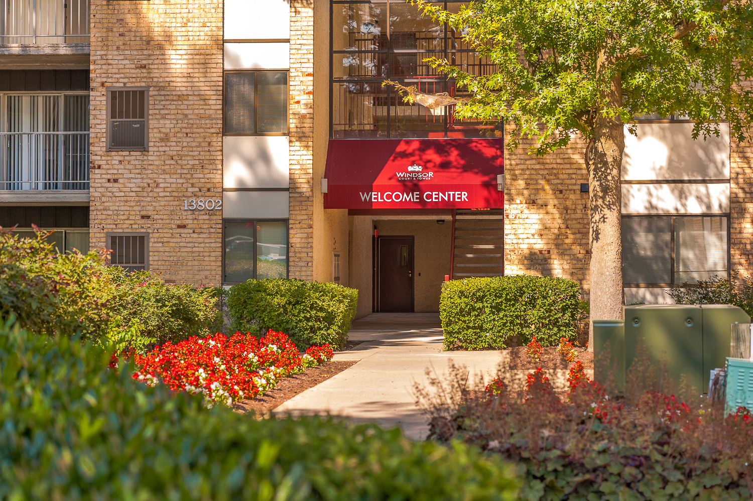 Amenities | Windsor Court & Tower Apts - Silver Spring