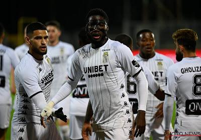 Charleroi kent geen moeite met RFC Seraing en schuift zo op naar een gedeelde derde plaats in het klassement