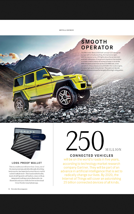 Mercedes benz india magazine android apps on google play for Mercedes benz magazine