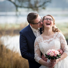 Wedding photographer Geertje Vierhout (fotovierhout). Photo of 11.03.2016