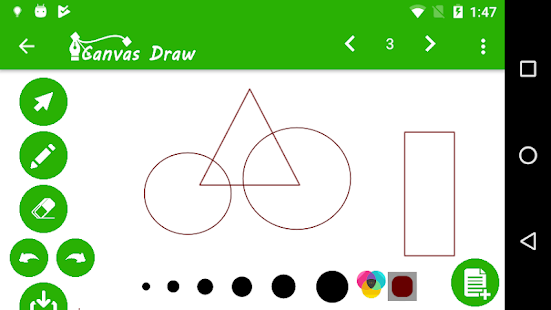 Canvas Draw for PC-Windows 7,8,10 and Mac apk screenshot 2