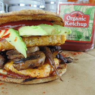 Spicy Umami Tempeh Burger