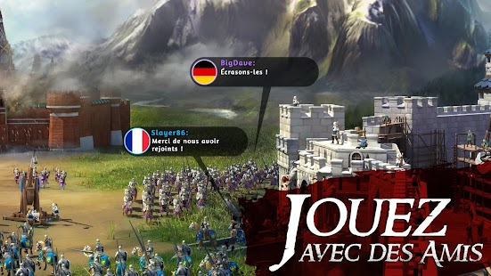 March of Empires: War of Lords Capture d'écran