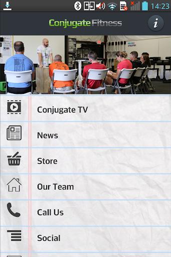 Conjugate Fitness|玩健康App免費|玩APPs