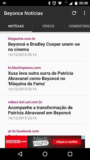 Beyonce Notícias