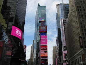 Photo: New York am Times Square