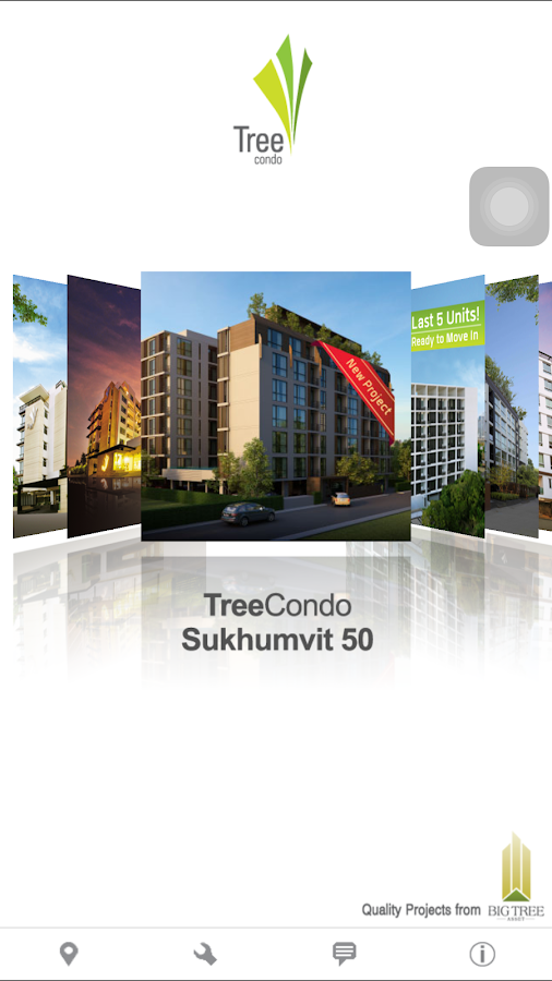 TreeCondo- screenshot
