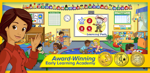 ABCmouse offers a full online learning program for kids 2—8.