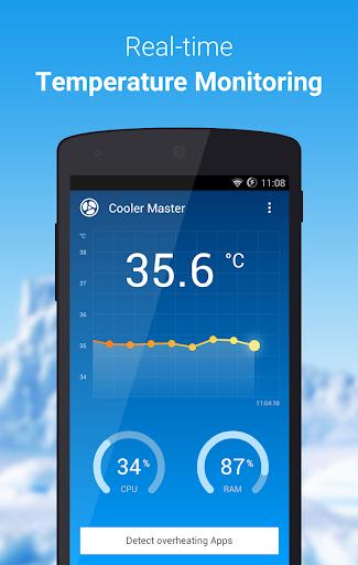 降温大师—专业手机降温软件