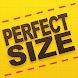パーフェクトサイズ Perfect Size - Androidアプリ