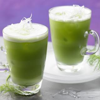 Fennel Lamb's Lettuce Cocktail
