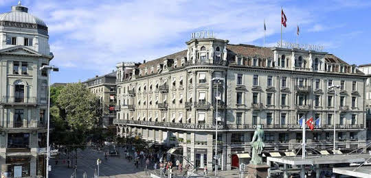 Schweizerhof Zürich