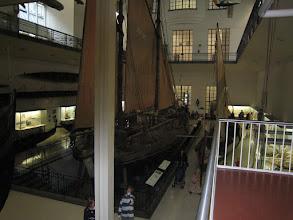 Photo: Deutsches Museum exhibits: ships