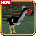 Cenozoic Dinosaur Craft Mod MC Pocket Edition icon