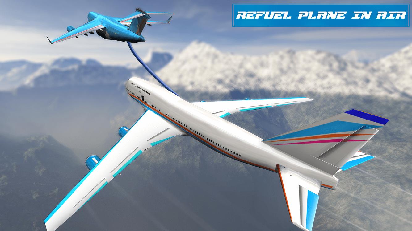 Airplane taking off game