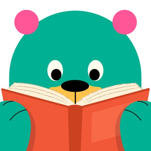 Khan Academy Kids: Free educational games & books Icon