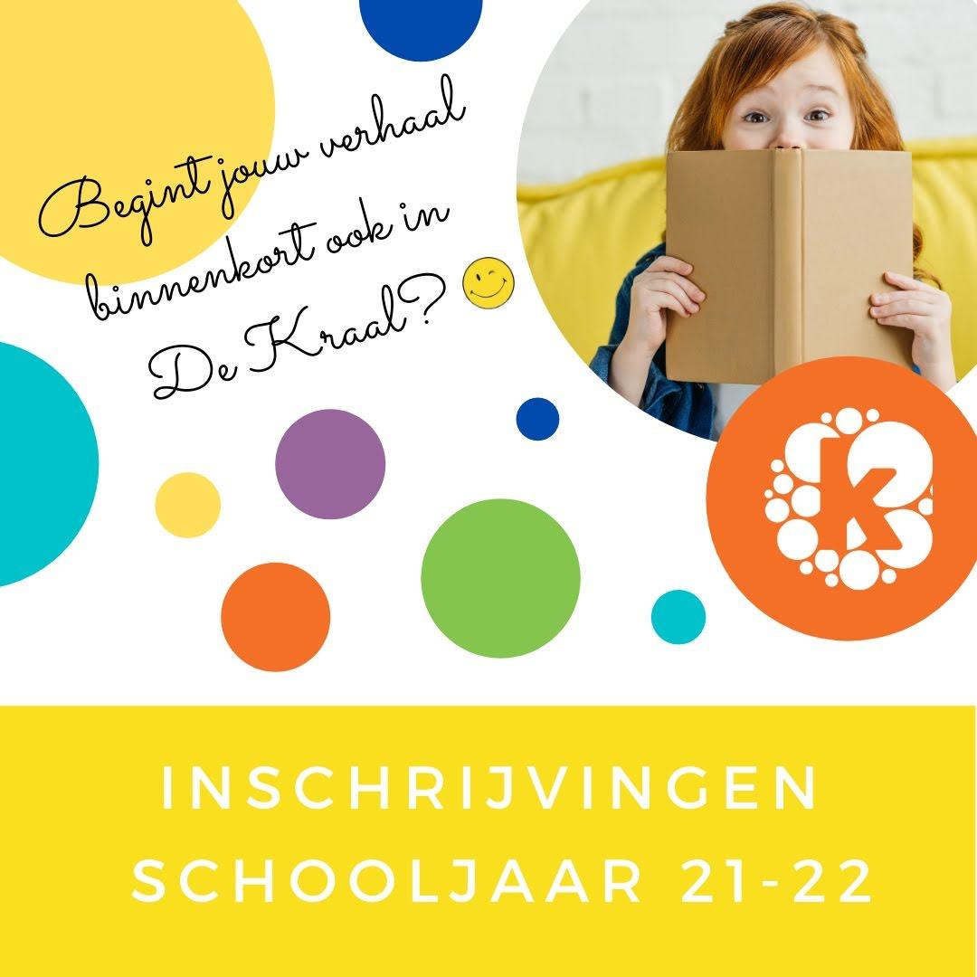 Schrijf je kind in voor schooljaar 21-22