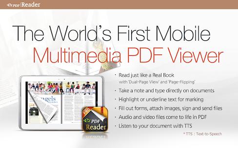 ezPDF Reader PDF Annotate Form 1