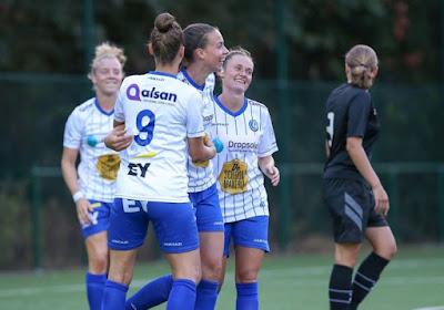 Vrijdag topper tussen KAA Gent Ladies en RSC Anderlecht