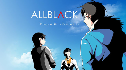 Visual Novel - ALLBLACK Phase 1 1.4 screenshots 1