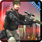 Sniper Assassin Commando - Sniper Gun Shooter Game