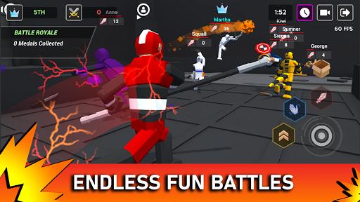 SmashGrounds.io: Ragdoll Epic Gang Of Beast Battle 0.016b screenshots 4