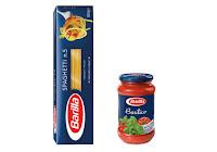 Angebot für Montag ist Pasta Tag im Supermarkt HIT