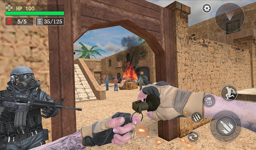 Counter Terrorist--Top Shooter 3D screenshot 18