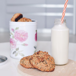 Nutty Wheat Cookies Recipes