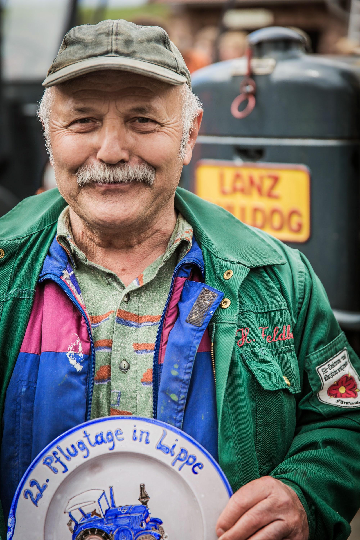 Photo: 2. Vors. Hermann Feldbauer