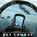 Sky Combat: war planes online simulator PVP APK
