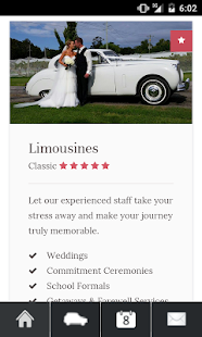 A-Z Events Wedding Cars- screenshot thumbnail