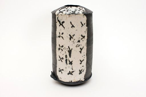 Dan Kelly Ceramic Vessel 42